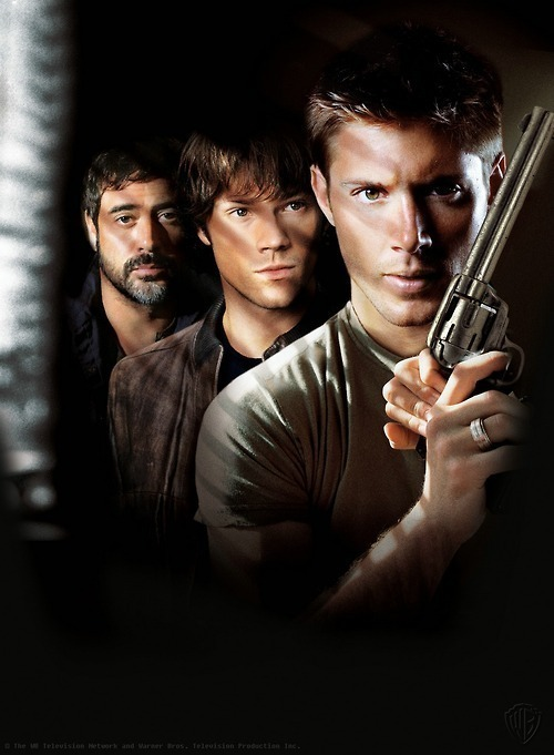 John, Sam ve Dean Winchester