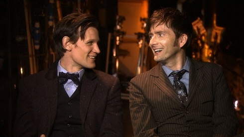 matt-smith-david-tennant-fiftioeth-anniversary