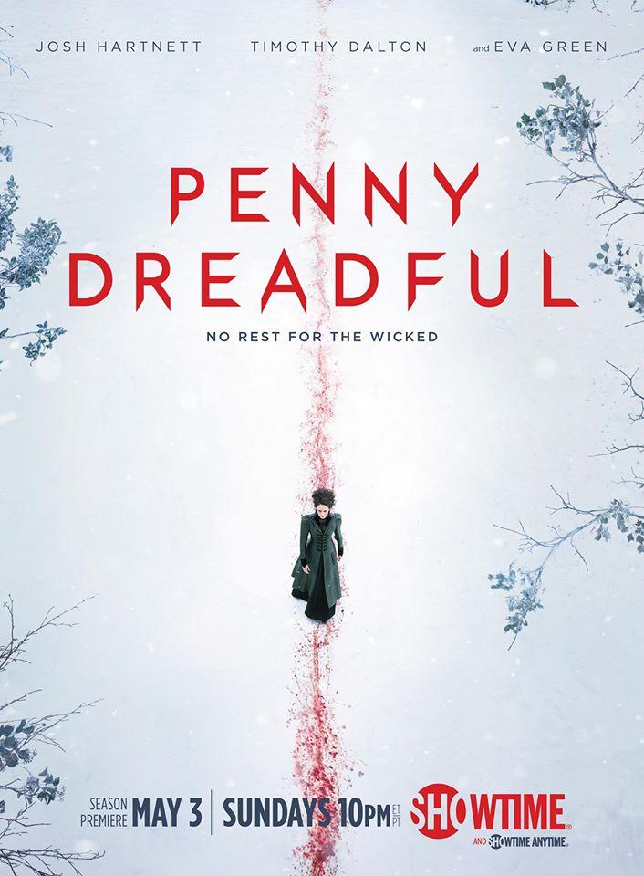 Penny Dreadful Season 2 Poster 1