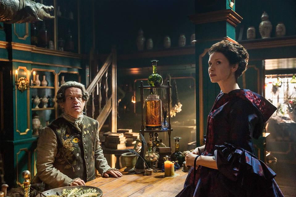 Outlander - Season 2, Episode 4, La Dame Blanche-6