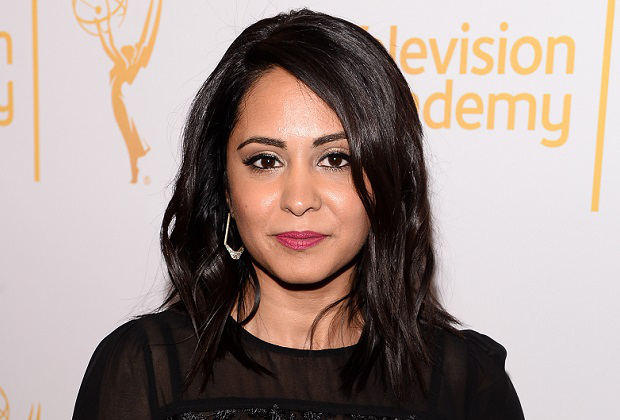 Mandatory Credit: Photo by MediaPunch/REX/Shutterstock (3686199p) Parminder Nagra An Evening with 'The Blacklist', TV series, New York, America - 02 Apr 2014
