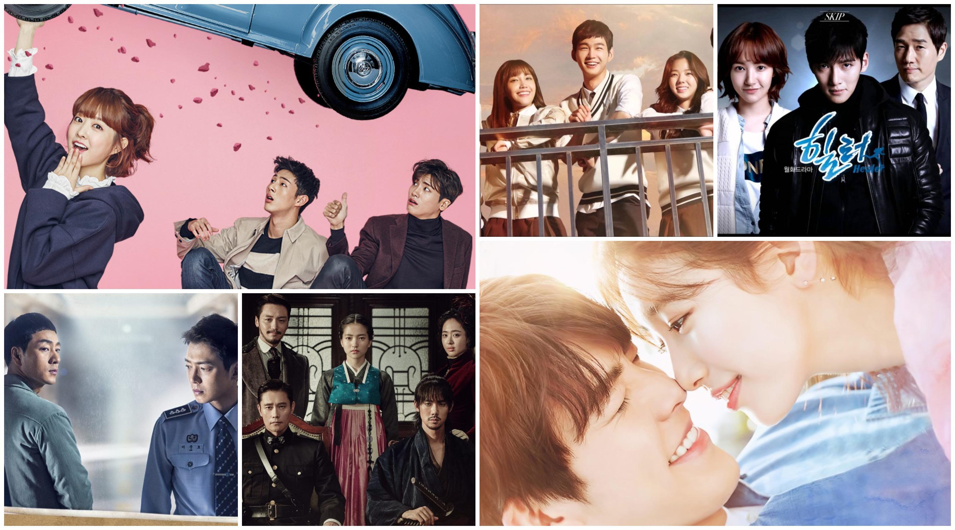 Netflixte şu Anda Izleyebileceğiniz En Iyi 10 Kore Dizisi Ağustos